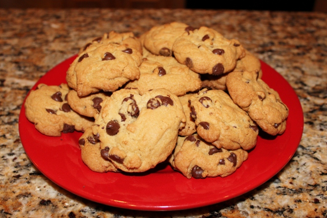 How To Bake A Chocolate Chip Cookie Writing Pinterest