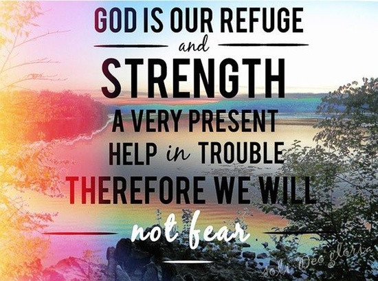 God is our refuge (2)